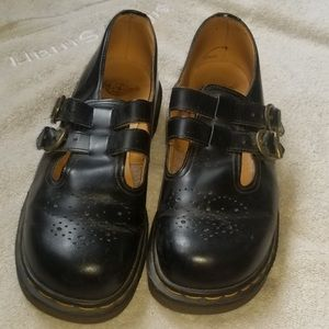 Dr Martens Mary Janes Made in England US Size 8